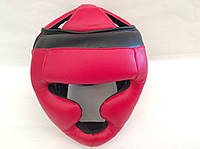 Шлем защитный «Маска» (кожзам), фото 1