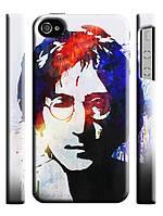 Чехол Джон Леннон  для iPhone 4/4s
