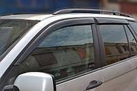 Дефлекторы окон BMW X5 (E53) 2000-2006 (БМВ Х5) Cobra Tuning