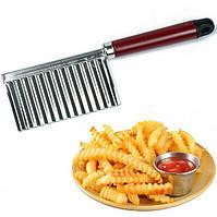 Нож MirAks KE-4361 Burgundy (Бордовый/металл)