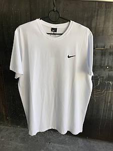 Мужская футболка Nike.Белая