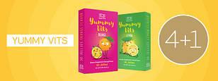 Акция! При покупке 4-ех продуктов Yummy Vits, пятая - в подарок :)