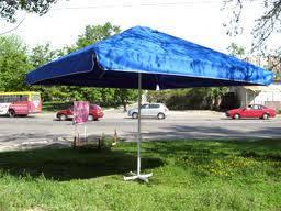 Аренда зонтов