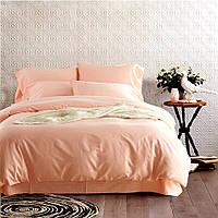 Peach Sensations, однотонное постельное белье из сатина