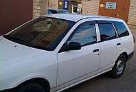 Дефлекторы боковых стекол Nissan AD Van (Y11) 1999-2008 (Ниссан АД Ван) Cobra Tuning