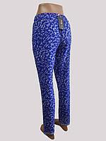 Летние брюки Синяя шанель