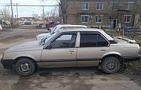 Дефлекторы боковых стекол Opel Ascona C Sd 1981-1988 (Опель Аскона) Cobra Tuning