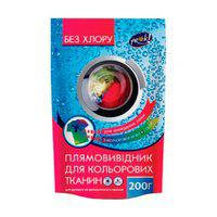 Отбеливатель и пятновыводитель  для цветных вещей PROK  200 г