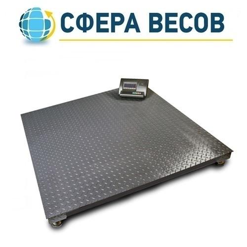 Весы платформенные ВПЕ-12Е (1000 кг, 1000x1000 мм)