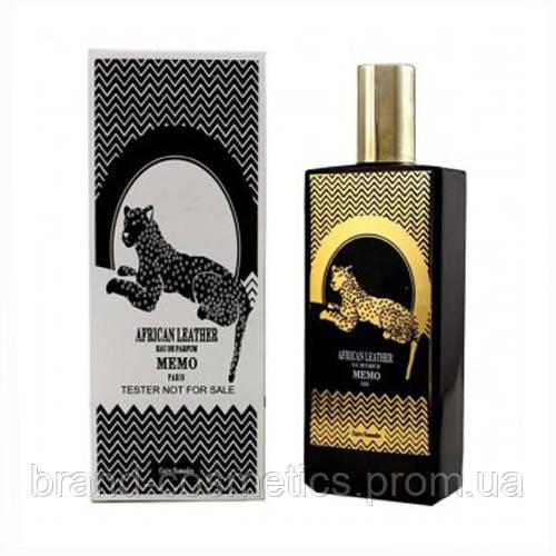 Memo African Leather EDP  TESTER унисекс 75 ml