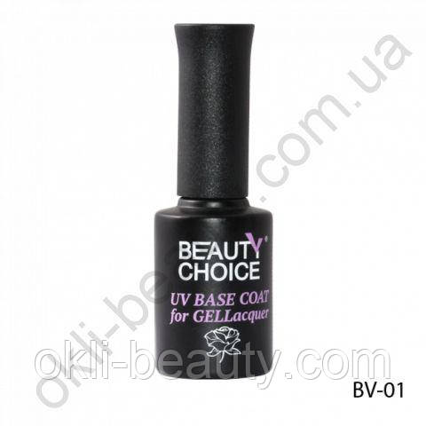 Базовое покрытие для гель-лака Beauty Choice BV-01, 10 ml