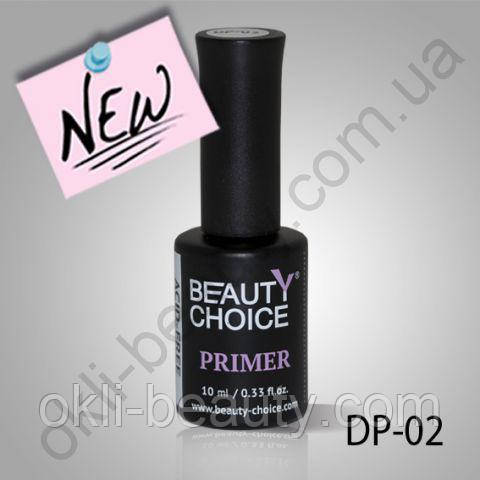 Беcкислотный праймер DP-02 Beauty Choice, 10 ml