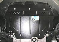 Защита картера Seat Altea Freetrack 2007- V-1,4; 2,0 TFSI,двигун, КПП, радіатор ( Сеат Алтеа