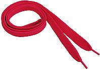 Шнурки широкие 20мм/120см, Малиновый, шнурки для одежды оптом