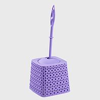 Ершик для унитаза пластиковый Вязка ТР 4021 Турция