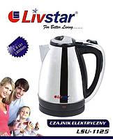 Электрический чайник LIVSTAR LSU-1125 1.8 л