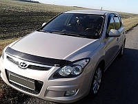 Дефлектор капота HYUNDAI i30 2008- (Хундай и30) SIM
