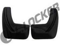 Брызговики Citroen C4 HB (11-) (Ситроен С4) (2 шт) задние (Lada Locker)