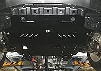Защита картера Ssаng Yong Korando 2011- V-всі,АКПП,двигун, КПП, радіатор (СангЕнг Корандо)