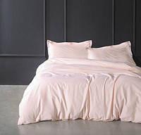 Light Pink, однотонное постельное белье из сатина