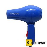Дорожный фен для волос Nova 7010