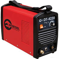 Инвертор сварочный для аргоно-дуговой сварки Intertool  4500 Вт DT-4220