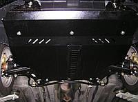 Защита картера Chery А 13 2010- V-1,5,МКПП,двигун, КПП, радиатор (ЧЕРИ А13) (Kolchuga)