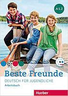 Beste Freunde A1/2, Arbeitsbuch mit CD-ROM