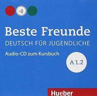 Beste Freunde A1/2, Audio-CD zum Kursbuch