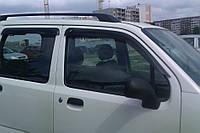 Дефлекторы окон Suzuki Wagon R+ 1997-2006 (Сузуки Вагон) Cobra Tuning