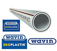 Трубы полипропиленовые Wawin Fiber Basalt Plus pn28 d25 Ecoplastik