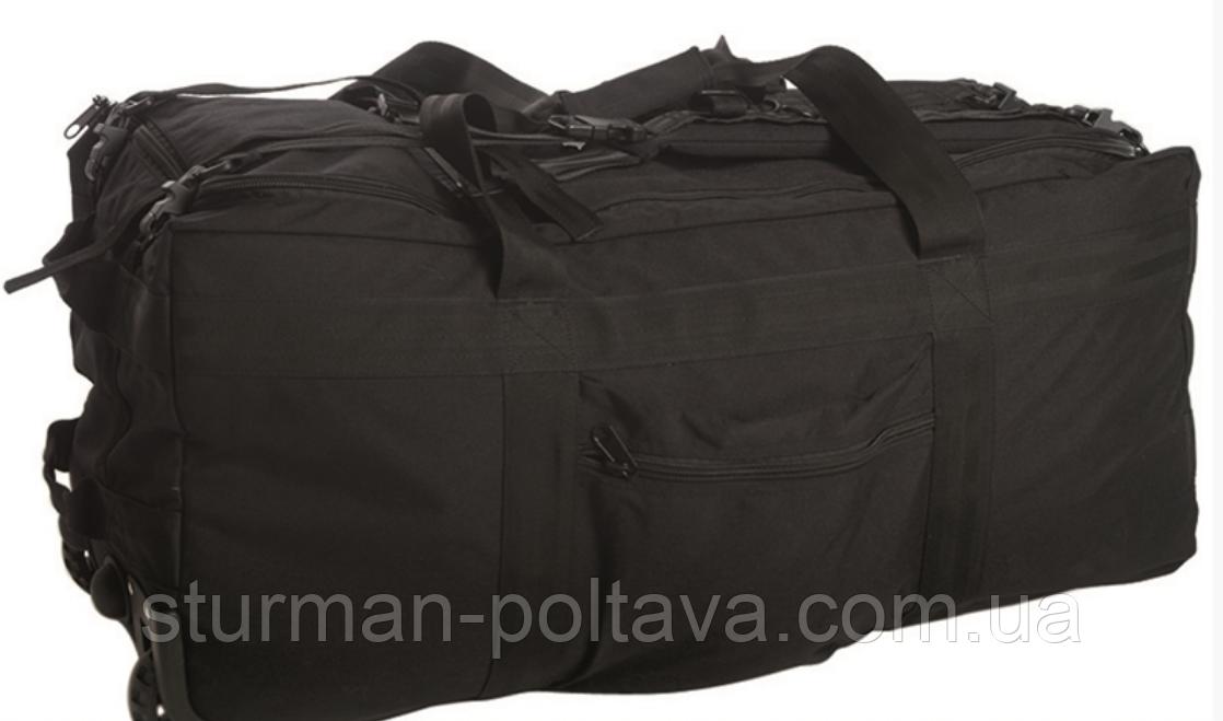Сумка транспортная рюкзак армейская 118 литров (Mil-Tec) Германия