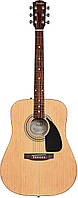 Гітарний набір: акустична гітара FENDER FA-115 pk+ чохол та ремінь, фото 1
