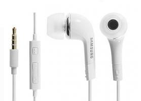 Наушники с микрофоном Samsung GALAXY S3 S4