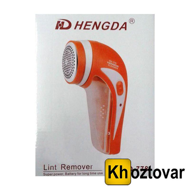 Машинка для удаления катышек Hengda Lint Remover HD-778
