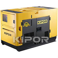 Трёхфазный генератор KIPOR KDE100SS3
