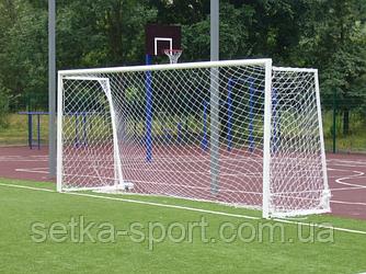 """Сетка для футбольных ворот """"Старт 3 - Диагональ"""" 1.05/1.5 (яч. 15 см.,Ø шнура - 1,7 мм)"""