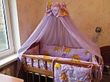 Постельные комплекты в детскую  кроватку , фото 3