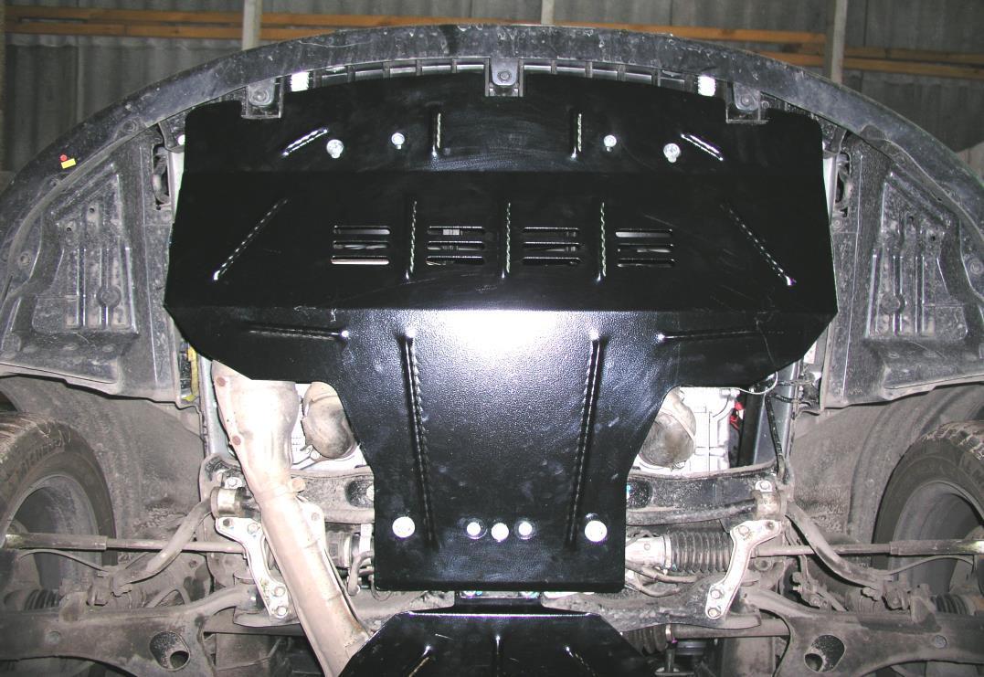 Защита двигателя Subaru Legacy V 2009-2012 V 2,0 МКПП,раздатка (1.0250.00),двигун, КПП, радіатор,