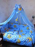 Постельные комплекты в детскую  кроватку , фото 5
