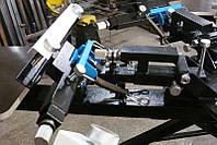 Станок для шелкографии, карусель 4х4. Шелкотрафаретное оборудование