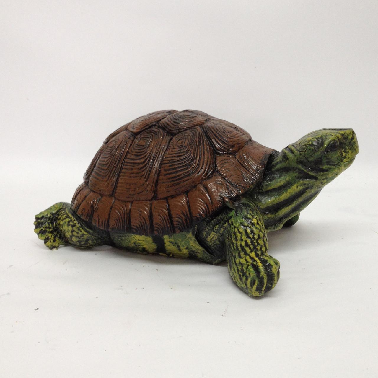Садова фігура Черепаха маленька 10 см