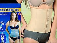 Корректирующий пояс утягивающий Waist Trimmer Belt, XL