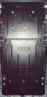 Защита картера Ssаng Yong Actyon Sports 2014- V-2,0D,МКПП,двигун, КПП, радіатор, роздатка (Cанг