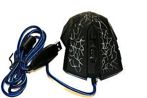 Провідна ігрова миша JX-505