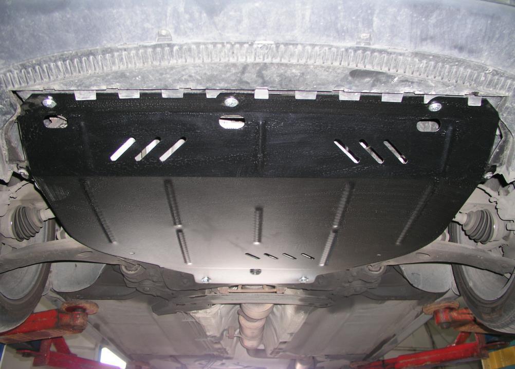 Защита двигателя Volvo C30 2006-2013 V-1,6; 1,8; 2,0; 2,4; 2,4D;,двигун, КПП, радіатор (Вольво