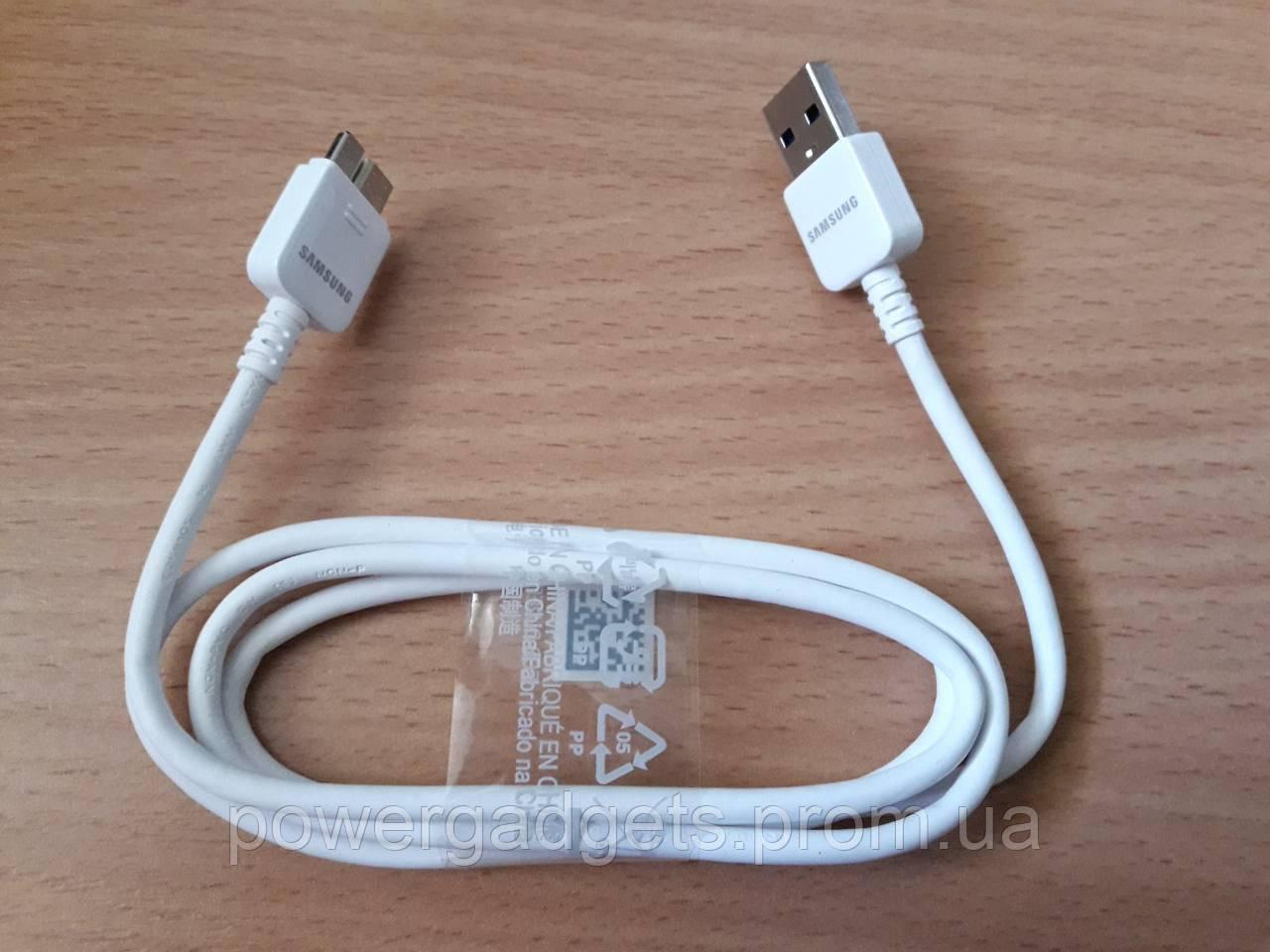 Кабель Samsung micro USB 3.0 Galaxy Note 3, S5 оригинал