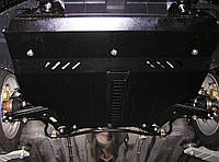 Защита картера ЗАЗ Forza 2011- V-всі,двигун, КПП, радіатор (ЗАЗ Forza) (Kolchuga)
