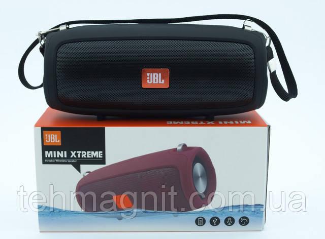 Беспроводная колонка копия 4W mini J011, FM/Bluetooth/MP3/USB/microSD ( Реплика )