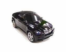 Портативная колонка MP3 USB MicroSD BMW X6 Black